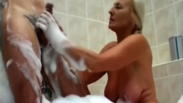 The Start Of My Granny Fetish 0160 blonde facial fetish