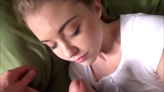 Stepsister Daydream - Chloe Cherry -.. blonde cumshot teen
