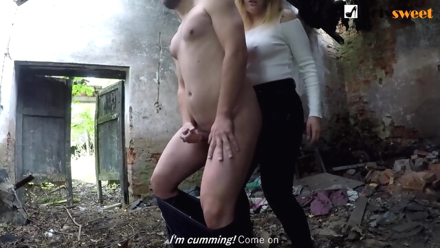 All Juicy Cumshots With Polina (Pegging,.. cumshot public nudity bdsm