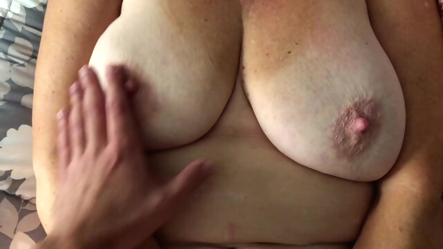 63 year old Woman and Younger Man Fucking mature milf granny