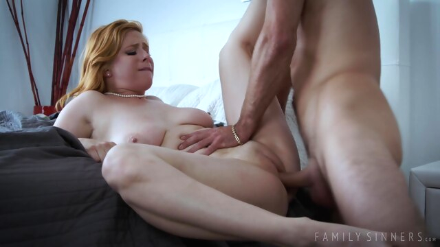 Young guy sneaks to fuck his uncle's wife big tits hd milf