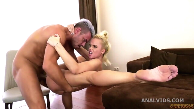 Here's how Russians do anal sex anal blowjob squirting