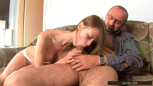 Beata Undine is ready to take the exam babe blowjob cumshot