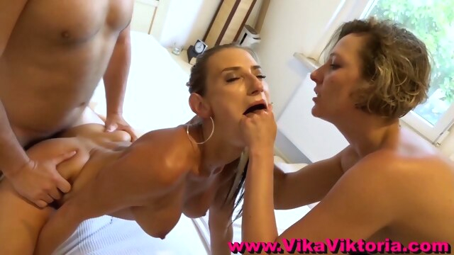 Hardcore MILF Catches him Cheating and.. big boobs milf cuckold