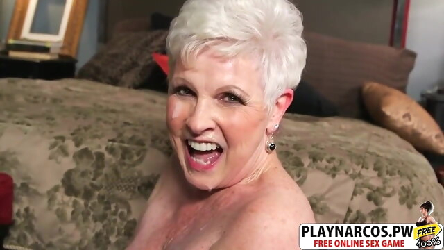 MRS JEWELL(67 yo) FUCKED BY HER.. granny softcore hd videos