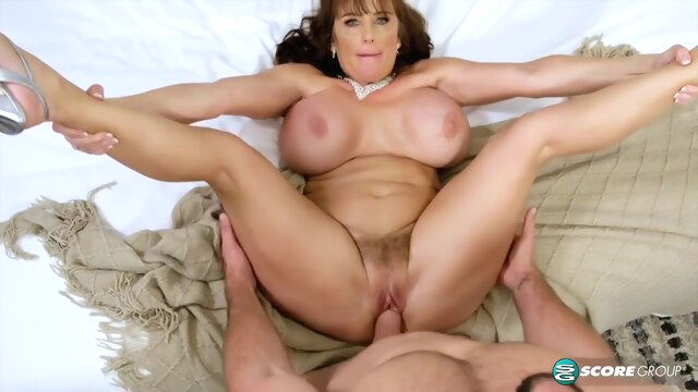 Shelby Gibson Goes All The Way...Again!.. bbw big tits brunette