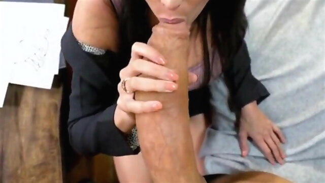 Fat yellow cock blowjob handjob bisexual
